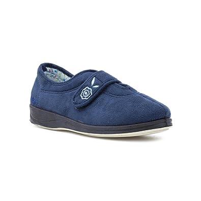 Chaussures Padders bleues femme Fu7bx7EYBv