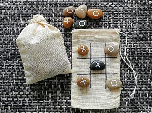 Kids Wedding Gifts: Amazon.com: Pebble Tic Tac Toe Game