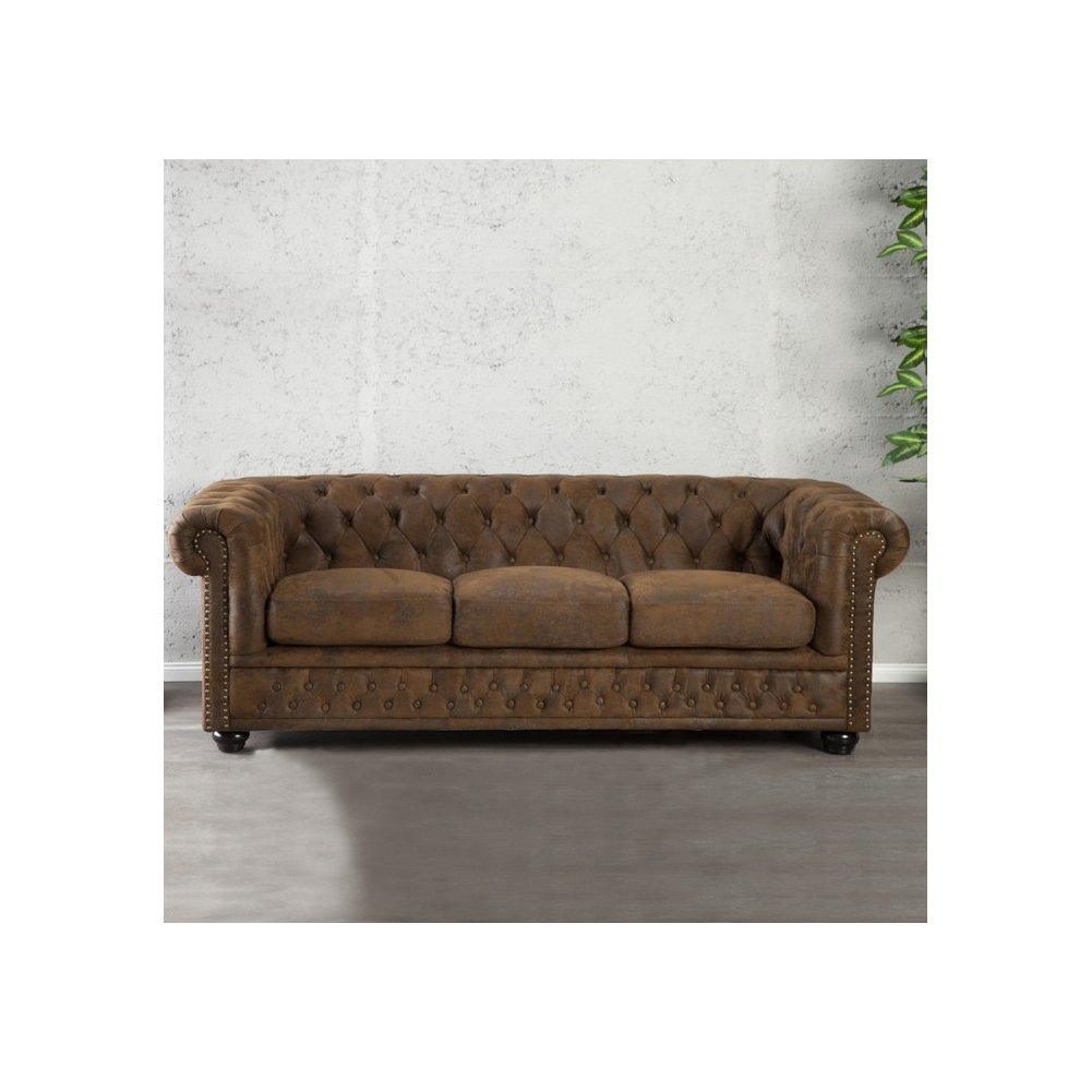 Englische Sofas Chesterfield - The Cool Designs