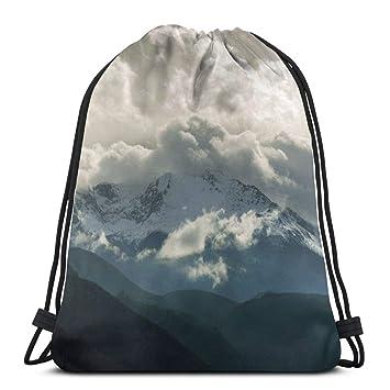 tsyhtshehs Drawstring Backpack Bag,Cinch Sack,Gym Sack,for ...
