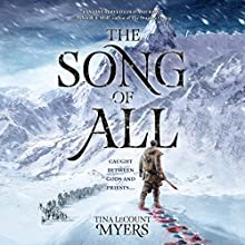 The Song of All Audiobook by Tina LeCount Myers Narrated by Ulf Bjorklund
