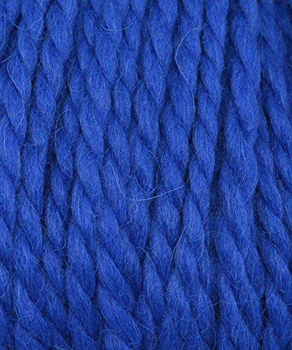 (Grande 100% Baby Alpaca Yarn - #1680 Dazzle Blue)