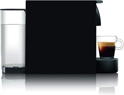 Cafetera de cápsulas Krups ESSENZA MINI color Negro Mate XN110N10 ...