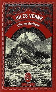 L'île mystérieuse, Verne, Jules