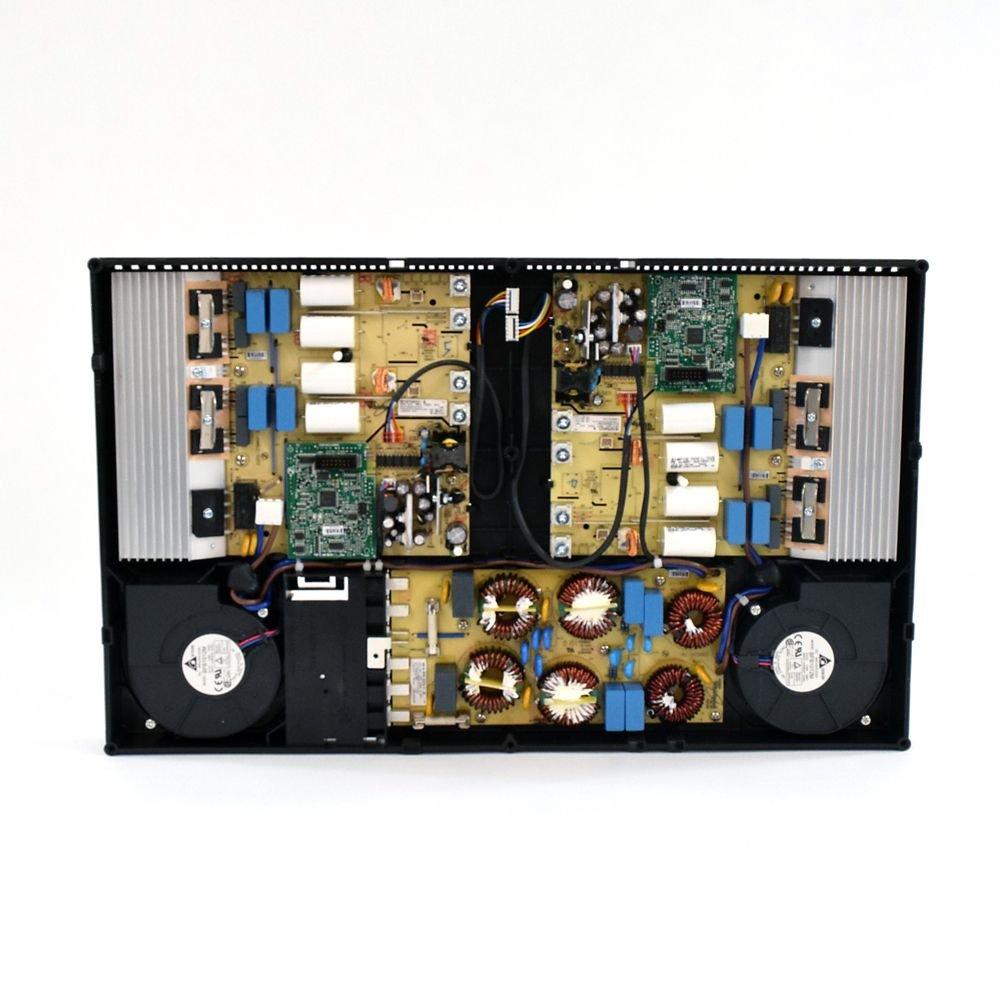 Jenn-Air w10857233 vitrocerámica inducción memoria: Amazon ...