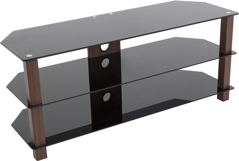 AVF Reflections Valletta 1250 - Mueble esquinero para televisor: Amazon.es: Juguetes y juegos