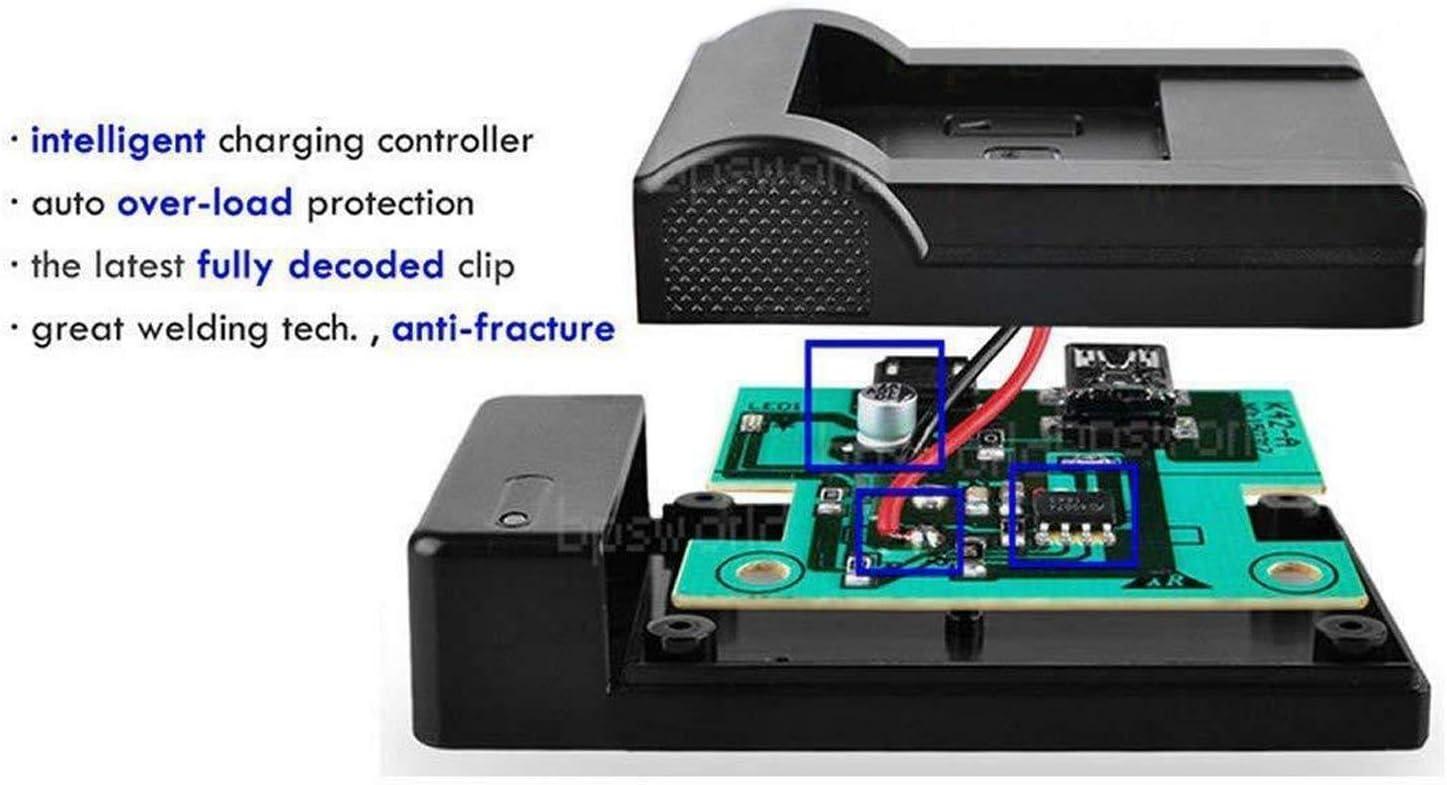 DCR-SR45E Handycam Camcorder DCR-SR45 DCR-SR42E Portable USB Battery Charger for Sony DCR-SR42