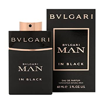 c360cfc339 Bvlgari Man In Black by Bvlgari for Men - Eau de Parfum, 60ml: Amazon.ae