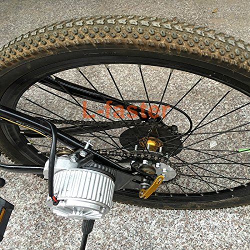 L-faster Rueda de Cadena de Bici Bicicleta habló la Rueda ...