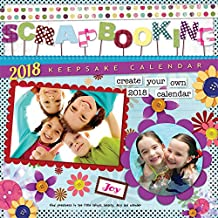 Scrapbooking 2018 calendar