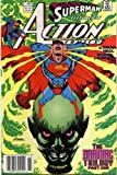 img - for Action Comics #647 book / textbook / text book