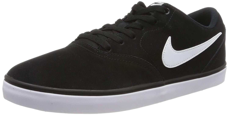 [ナイキ] チェック Nike SB チェック ソーラー 843895 SB B0178Q23P8 ブラック/ホワイト [ナイキ] 26.5 cm 26.5 cm|ブラック/ホワイト, 松屋漆器店:3a24802c --- swot24.net