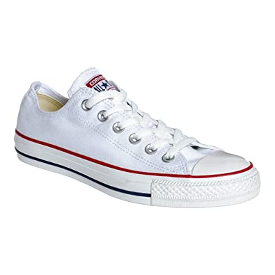 5e588a7ef32237 Optical White Converse Chuck Taylor All Star OX Women Canvas Trainer Low  Tops size 7 UK  Amazon.co.uk  Shoes   Bags