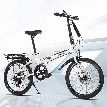 Compacto Bicicleta Plegable,Portable First Class Urbana Bici ...