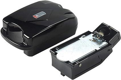 Phylion avec Support et Chargeur SEASON E-Bike Pedelec 36V 10Ah Batterie au Lithium Frog pour V/élos /Électriques MIFA