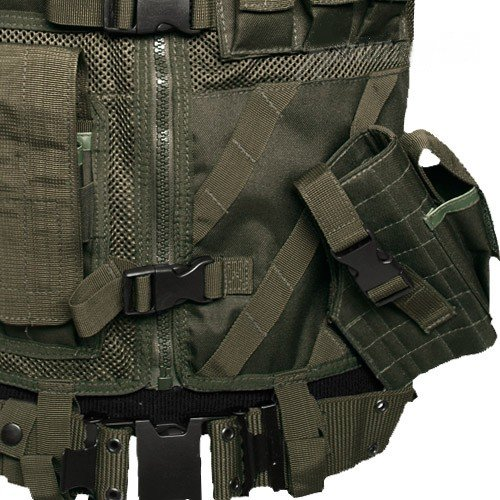 Gilet tactique commando USMC tactical assault - Airsoft - Paintball - Outdoor