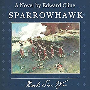 Sparrowhawk, Book Six: War Audiobook