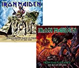 Somewhere Back In Time (Best Of 1980-1989) - From Fear To Eternity (Best Of 1990-2010) - Iron Maiden 2 CD Album Bundling