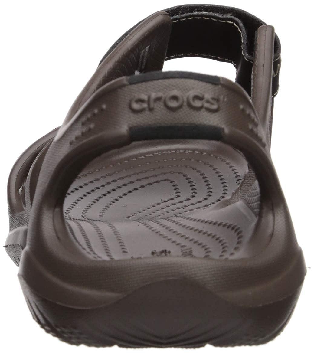 2417c1c083f97 Crocs Men Swiftwater River Fisherman Sandal  Amazon.co.uk  Shoes   Bags