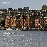 Ariosti, A.: Stockholm Sonatas for Viola d'amore, Vol. 3 (Georgi)