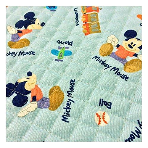 ミッキーマウス ディズニー キャラクター キルティング生地 おもちゃ【1m単位】