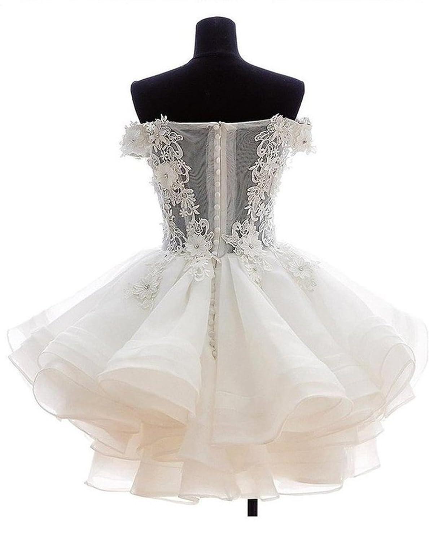 Short Lace Formal Dress