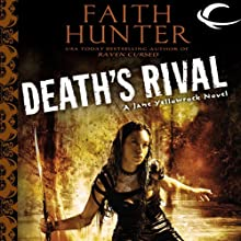 Death's Rival: Jane Yellowrock, Book 5 Audiobook by Faith Hunter Narrated by Khristine Hvam