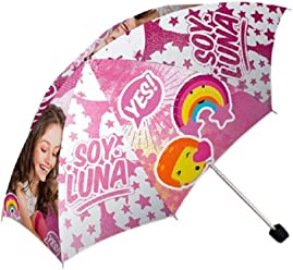 Disney Soy Luna Folding Umbrella