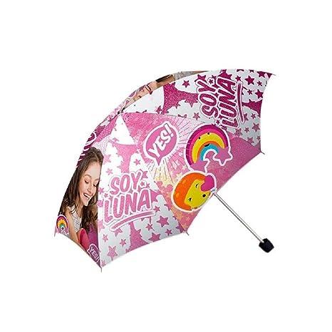 Kids Soy Luna ombrello pieghevole e2b6e2ae46b9