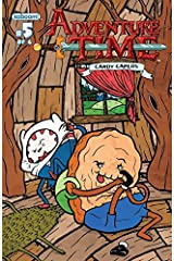 Adventure Time: Candy Capers #5 (of 6) Kindle Edition