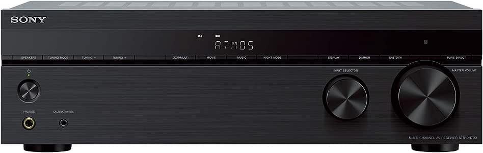 Sony Home Theatre AV Receiver Sony STR-DH790 7.2ch Home Theatre AV Receiver, (STR-DH790)