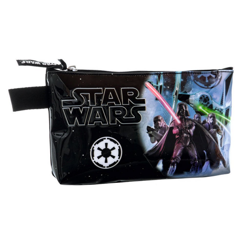 Star Wars Neceser Color Negro  Litros