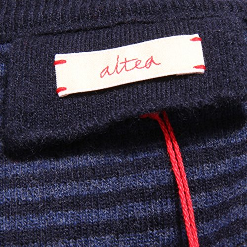 Maglione Sweater Blu Wool Lana Uomo 0122v Altea Men dtwFX