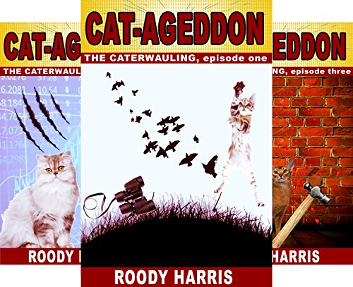 CAT-APOCOYLPSE (3 Book Series)