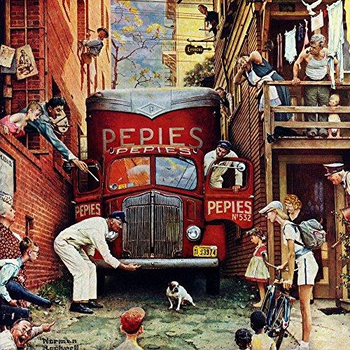 Norman Rockwell Paintings Amazon Com