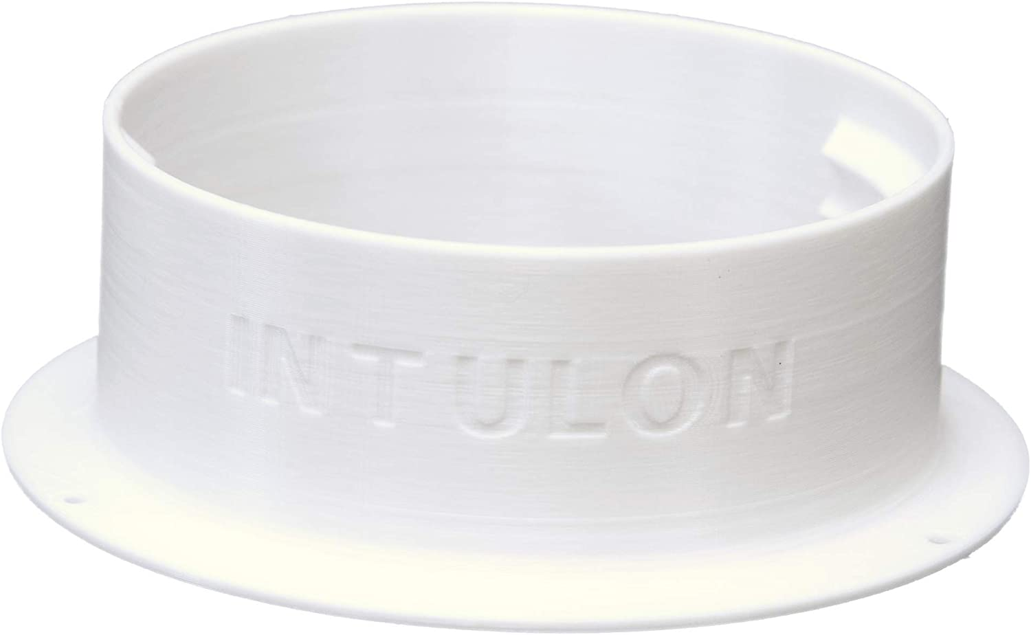 intulon Portable A/C AC Air Conditioner Exhaust Hose Flange Wall Mount - Omnidirectional Clockwise Counterclockwise 6MNT (6 inch)