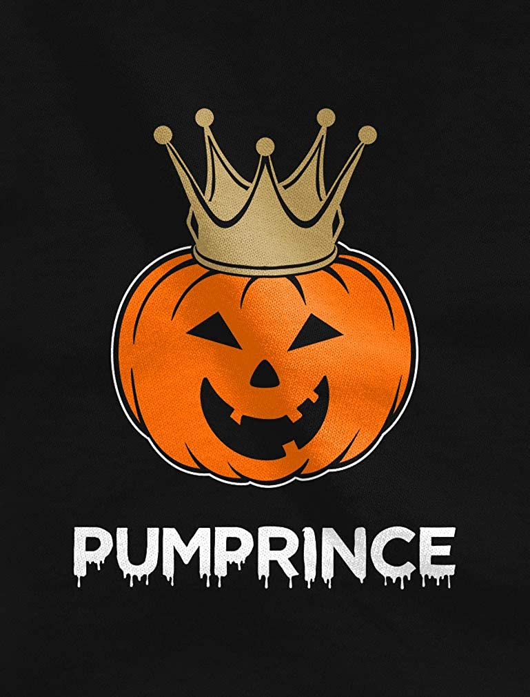 Halloween PumpPrince Funny Jack O Lantern Pumpkin Toddler//Kids Sweatshirt