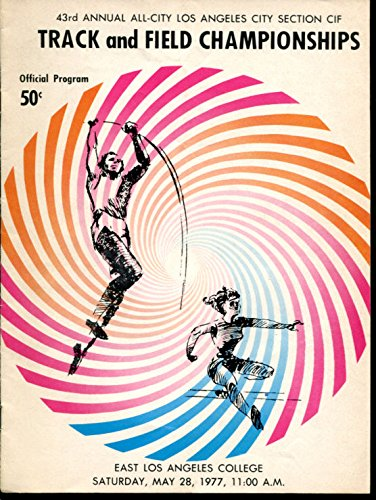 1977-43rd-annual-all-city-los-angeles-cif-track-field-championships-program-ex