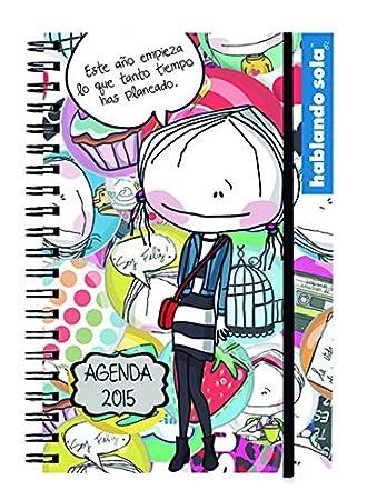 Finocam Agenda Doble Espiral 2015 Semana Vista Cartón ...