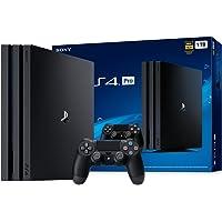 Console PlayStation 4 - Pro 1 TB - Preto