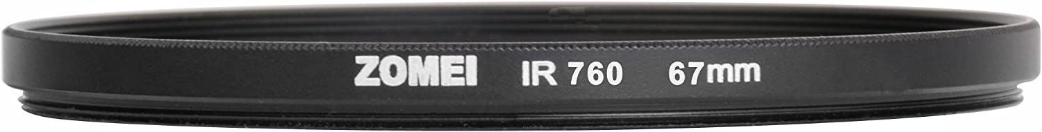 ZoMei 58MM IR 850 Glass Infrared X-Ray Filter