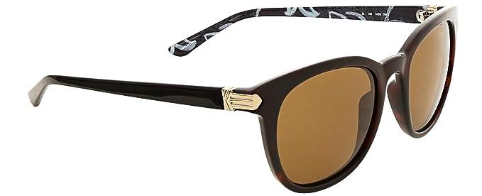 928ec341c7 Amazon.com  Vera Bradley Women s Elsa Polarized Round Sunglasses ...