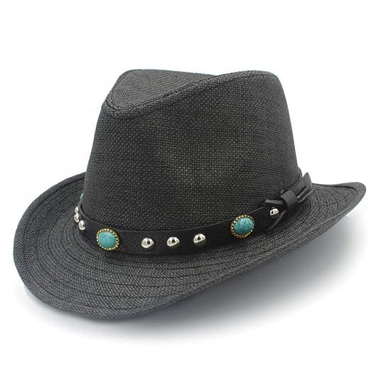 zlhcich Sombreros de Sol de Playa Sombrero de Sol Gorra de panamá ...