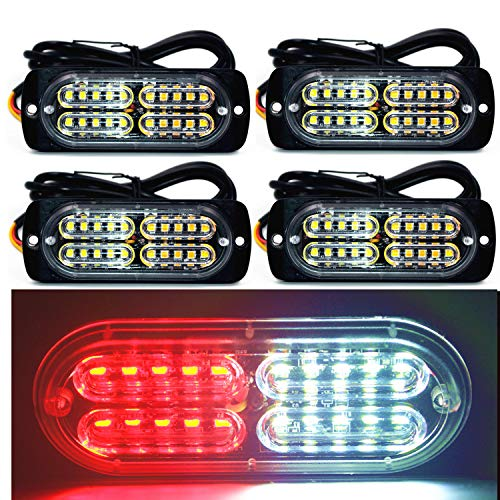 Red And White Led Emergency Lights in US - 9
