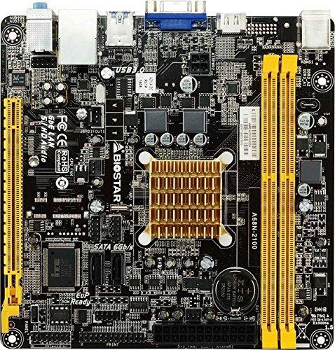 Biostar Mini ITX DDR3 1333 Motherboards A68N-2100 ()
