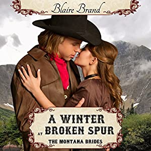 A Winter at Broken Spur Audiobook