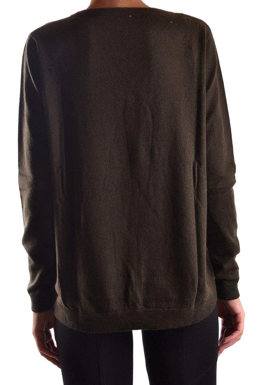 52a14bddc83 Pinko Women's AZIOX18 Green Wool Sweater at Amazon Women's Clothing store: