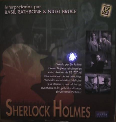 Pack Sherlock Holmes [DVD]: Amazon.es: Cine y Series TV
