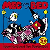 Meg and Mog Meg Goes To Bed by Jan Pienkowski (2010-11-23)