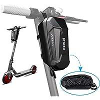 BTNEEU Bolsa para Scooter Electrico Impermeable Bolsa Manillar